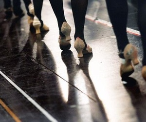dance, shoes, and theatre image
