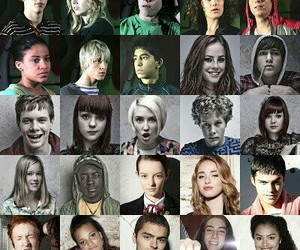 skins, cassie, and cook image