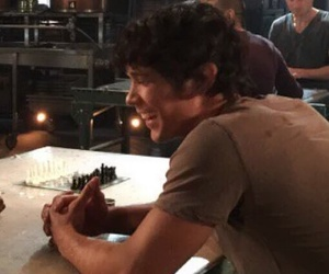actor, bob morley, and handsome image