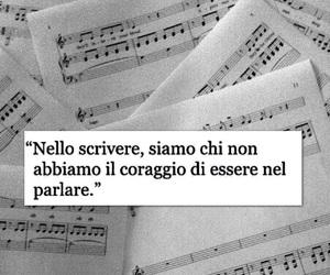 frasi, musica, and frasi italiane image