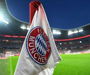 football, team, and bayern munchen image