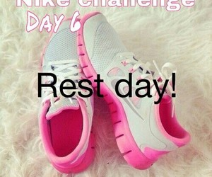 nike challenge, fitness, and nike image