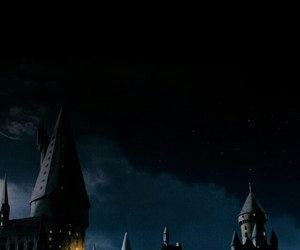 daniel radcliffe, dumbledore, and emma watson image