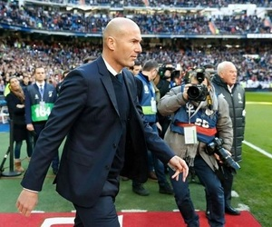 real madrid, zidane, and zinedine zidane image
