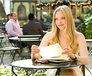 amanda seyfried, letters to juliet, and blonde image