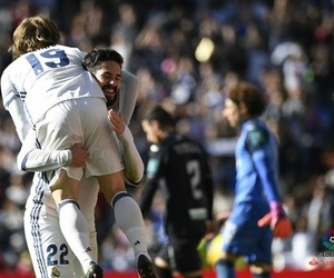 real madrid, isco, and hala madrid image