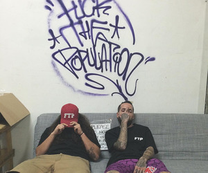 dope, ftp, and $uicideboy$ image