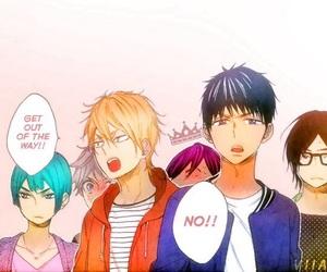 manga, manga girl, and Nana image