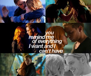 jace, clary, and clace image