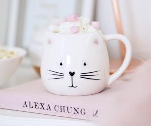 pink, alexa chung, and pastel image