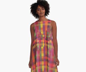 dress, unicorn, and fashion image