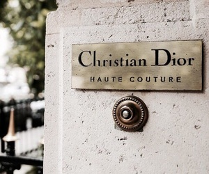 dior, haute couture, and style image