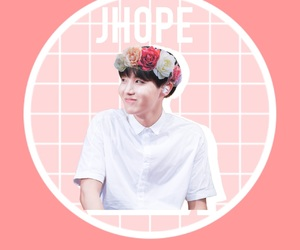 jin, kpop, and pastel image