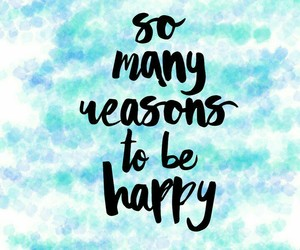 happy, quotes, and wallpapers image