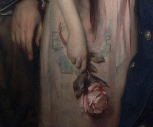 art, detail, and painting image
