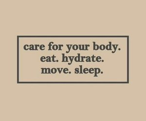 quotes, body, and eat image