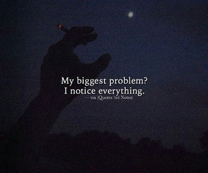 quotes, problem, and sad image
