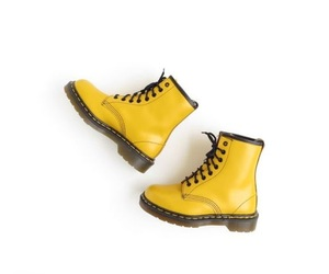 yellow and boots image
