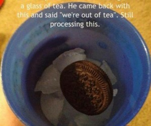funny, lol, and tea image
