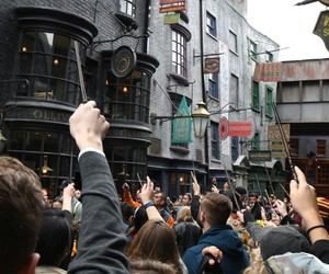 harry potter and universal image