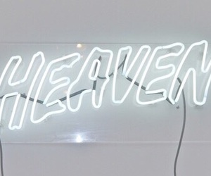 aesthetic, white, and heaven image