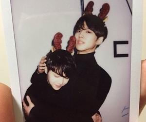 kpop, couple gay, and hongseok image