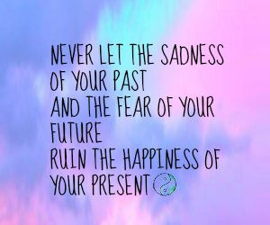 future, happiness, and past image