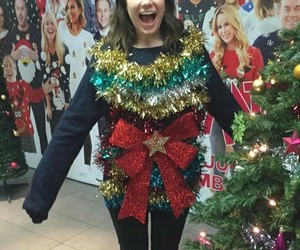 intertwined, christmas, and dodie clark image