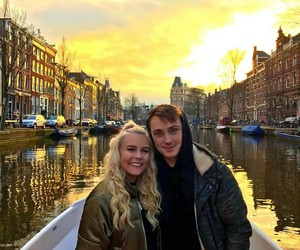 amsterdam, youtube, and internet famous image