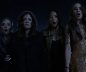 spencer, lucy hale, and aria image