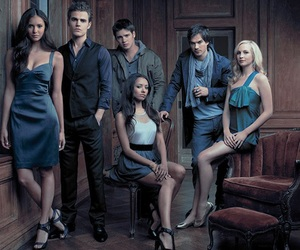 the vampire diaries, tvd, and Vampire Diaries image