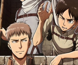 attack on titan, levi, and shingeki no kyojin image