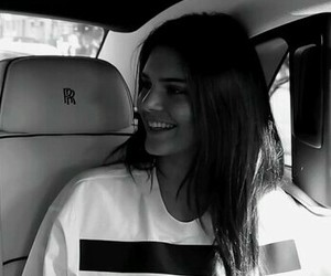 kendall jenner, model, and smile image