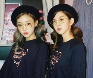 dark, korean, and style image