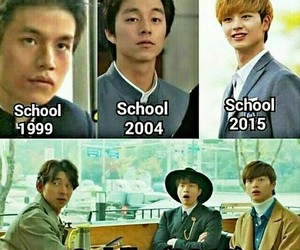 goblin, gong yoo, and kpop image
