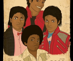 michael jackson and michaeljackson image