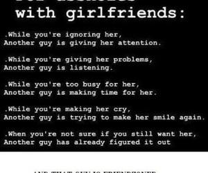 asshole, girlfriend, and boyfriend image
