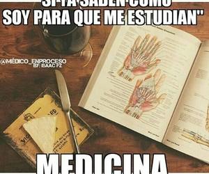 doctor, medicina, and jajajaja image
