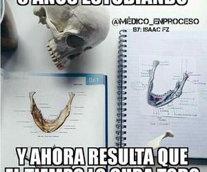 doctor, Estudio, and medicina image