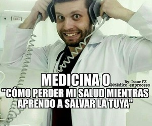 doctor, frases, and medicina image
