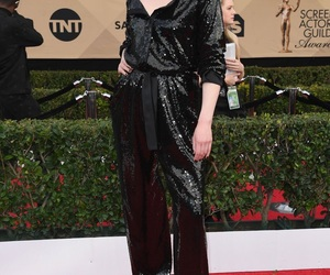game of thrones, sag awards, and gwendoline christie image