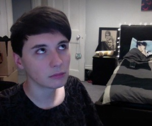 dan, danisnotonfire, and howell image