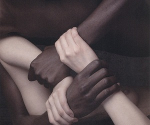 interracial couple, bmww, and love image