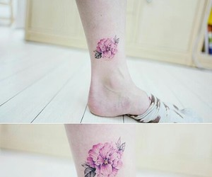 ink, tatoo, and tatto image