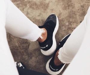 adidas, shoes, and beautiful image