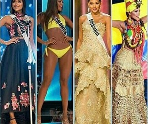 miss universe, colombia, and andrea tovar image