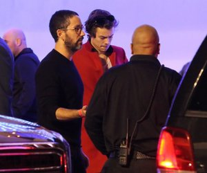 candid, hq, and Harry Styles image