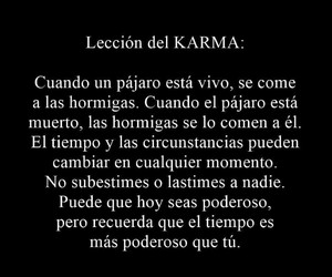 frases and karma image