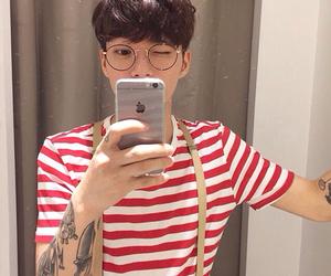 boy, asian, and korean image