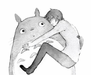 couple, totoro, and yaoi image